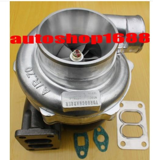 GT35 GT35 4 COMP/r. 70 турбины/r. 82 масла и с водяным охлаждением 4 болта 500 600hp Turbo турбокомпрессора