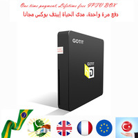 HD World Lifetime Free Arabic IPTV 4K UHD Android TV Box 17 0 KODI Europe UK