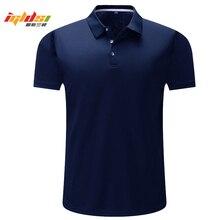 Мужская рубашка поло, Camisa masculina, хлопковая рубашка с коротким рукавом, брендовые майки, летние спортивные майки golftennis Blusas, топы