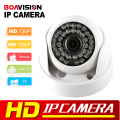 HD Cámara IP 720 P 1080 P Cámara Domo IR de Interior de la Lente 3.6mm 2mp onvif p2p seguridad cctv cámara de red ip android iphone xmeye vista