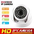 HD Ip-камера 720 P 1080 P Крытый Купольная Камера ИК Объектив 3.6 мм 2-МЕГАПИКСЕЛЬНАЯ IP CCTV Камеры Безопасности Сети Onvif P2P Android iPhone XMEye посмотреть