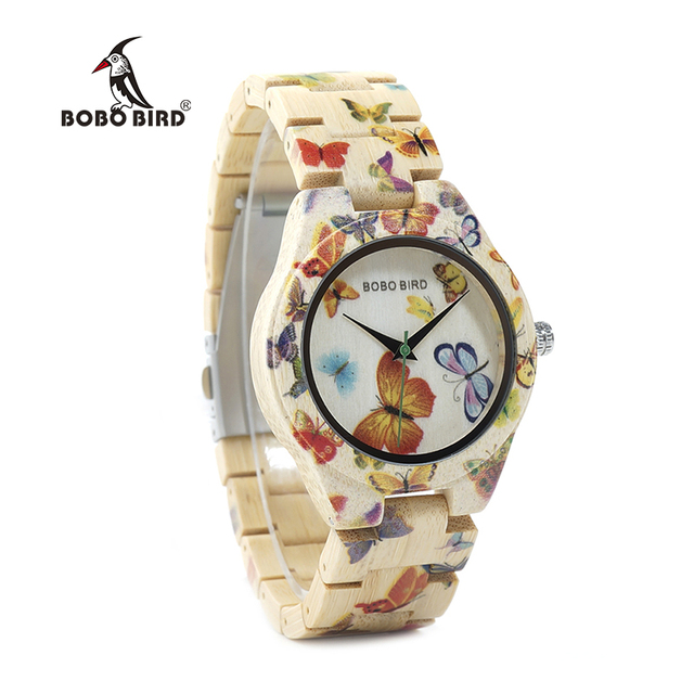 Bamboo Butterfly Band