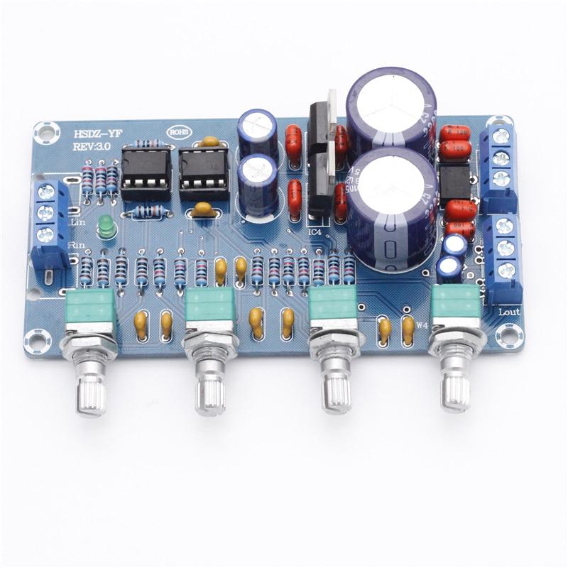 ne5532 preamplifier board stereo hifi tone preamp board. Black Bedroom Furniture Sets. Home Design Ideas
