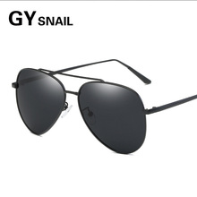 Здесь можно купить   GYsnail Hot Ray Classic Polarized Sunglasses Men/Women Reflective Coating Lens Eyewear Accessories aviator Sun Glasses for men