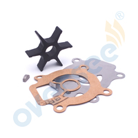 17400 95351 New Water Pump Impeller Service Kit For Suzuki Outboard DT75 DT85 18 3244