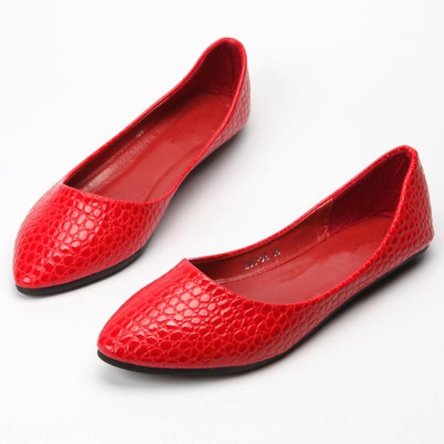 ASILETO New Vintage Women Flats Casual Tenis Mocassins Nubuck Leather Flat Shoes Woman Summer Ballet Flats Sapatos FemininosT137