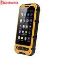Оригинал ALPS A8 + MTK6582 Quad Core 1 ГБ RAM 8 ГБ ROM NFC 4 Дюйма IP68 Водонепроницаемый прочный Смартфон Android 4.4 3000 мАч PK A9 Телефон