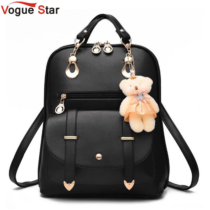 2017 new arrival fashion women backpack new spring and summer students backpack women Korean style backpack high quality LB305 point systems migration policy and international students flow