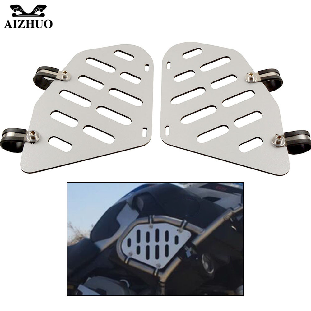 Motorcycle Tank cover protection For BMW R1200GS Adventure 90 Years ABS R1200GS Adventure ABS R1200GS Adventure Premium ABS 2013