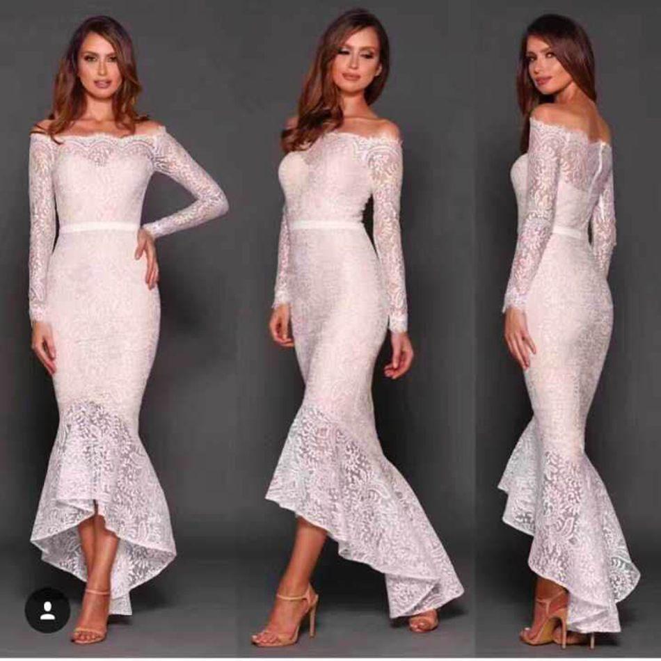 Popular White Celebrity Dresses-Buy Cheap White Celebrity Dresses ...