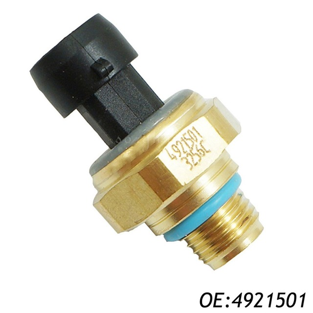 fd691710b9b9 Manifold Turbo Boost Oil Pressure Switch Sensor For Cummins ISM L10 M11 N14  4921501 3408385 3084521