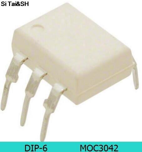 1 шт./бесплатная доставка MOC3042 DIP-6 FSC