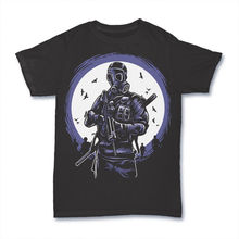 GAS MASK SOLDIER MASHUP dtg mens t shirt tees new 2018100% Cotton Short Sleeve O-Neck Tops Tee Shirts 2018 Newest Fashion цена и фото
