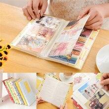 84 кармана мини пленка Instax Polaroid Альбом чехол для хранения фото модный дом Семья 1 шт. друзья сохранение памяти сувенир