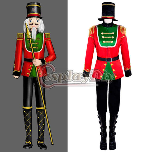 Free shipping custom made movie game the nutcracker puppet stage free shipping custom made movie game the nutcracker puppet stage cosplay costume imperial guard costume uniform solutioingenieria