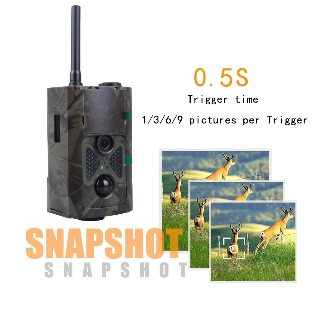 Suntek SMS/MMS/GSM/GPRS Wildlife Hunting 16MP HD Digital Camera Wide Angle Trail Game Scouting <font><b>940nm</b></font> <font><b>IR</b></font> <font><b>LED</b></font> Video Recorder