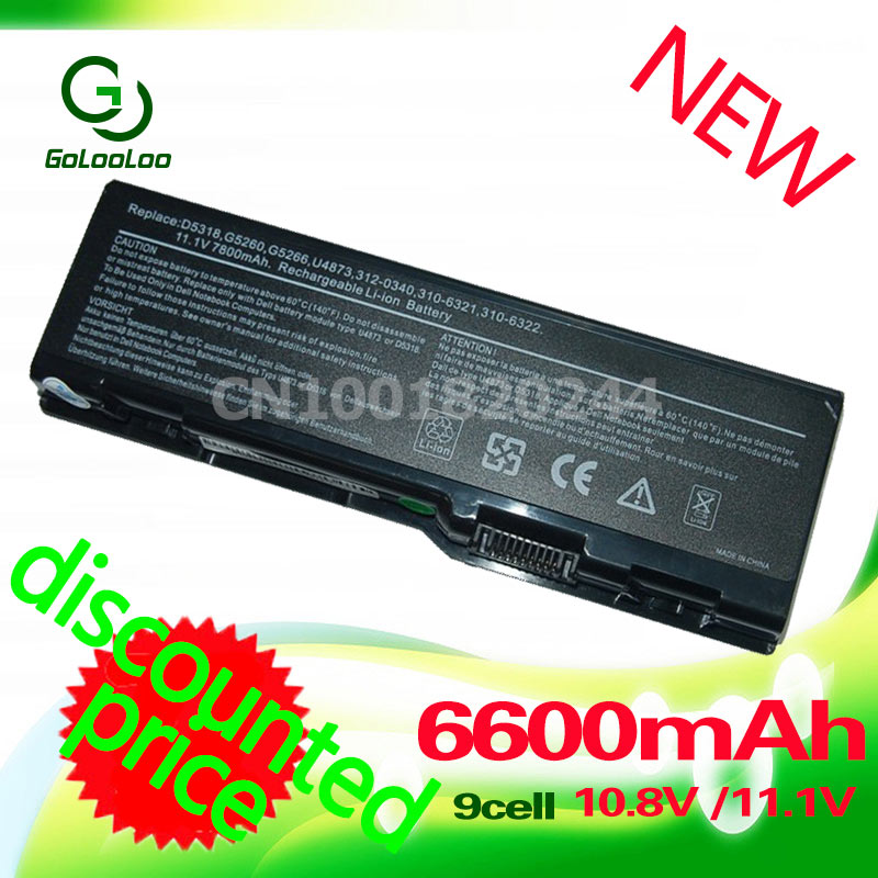 golooloo 6600mah battery for dell inspiron 6000 9300 9200 9400 rh sites google com dell inspiron 6000 owner's manual pdf dell inspiron 6000 service manual