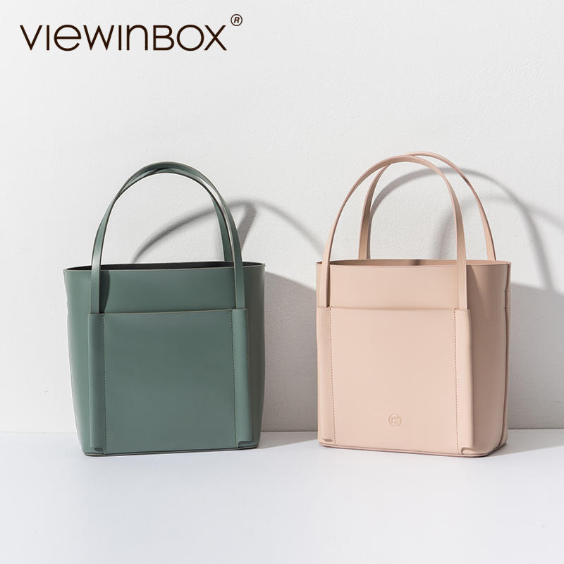 Viewinbox Original New Design High Quality Brand Women Handbag Casual Tote Bag Fashion Lady Messenger Bag Commute Shoulder Bags цена и фото