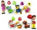 Hot sale 8 Pçs/lote a patrulha cães dos desenhos animados Toy Set Clássico Coleção Brinquedos para Crianças frete grátis