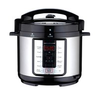 Homeleader 7 in 1 Multi Use Pressure Cooker Stainless Instant Pressure Led Pot Digital Electric Multicooker Slow Rice Soup Fogao