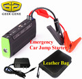 9900mAh Car jump starter portable Power bank Emergency battery Booster charger for phone laptop SOS light Free shipping