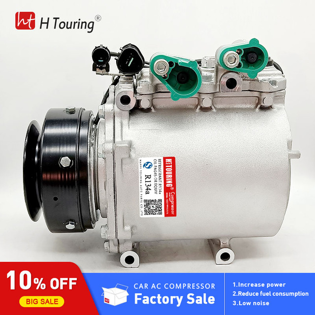 US $120 15 11% OFF|Aliexpress com : Buy For MSC130CV AC Compressor  Mitsubishi Delica L400 94 97 2 8 4M4 AKC272C606 MB946629 from Reliable