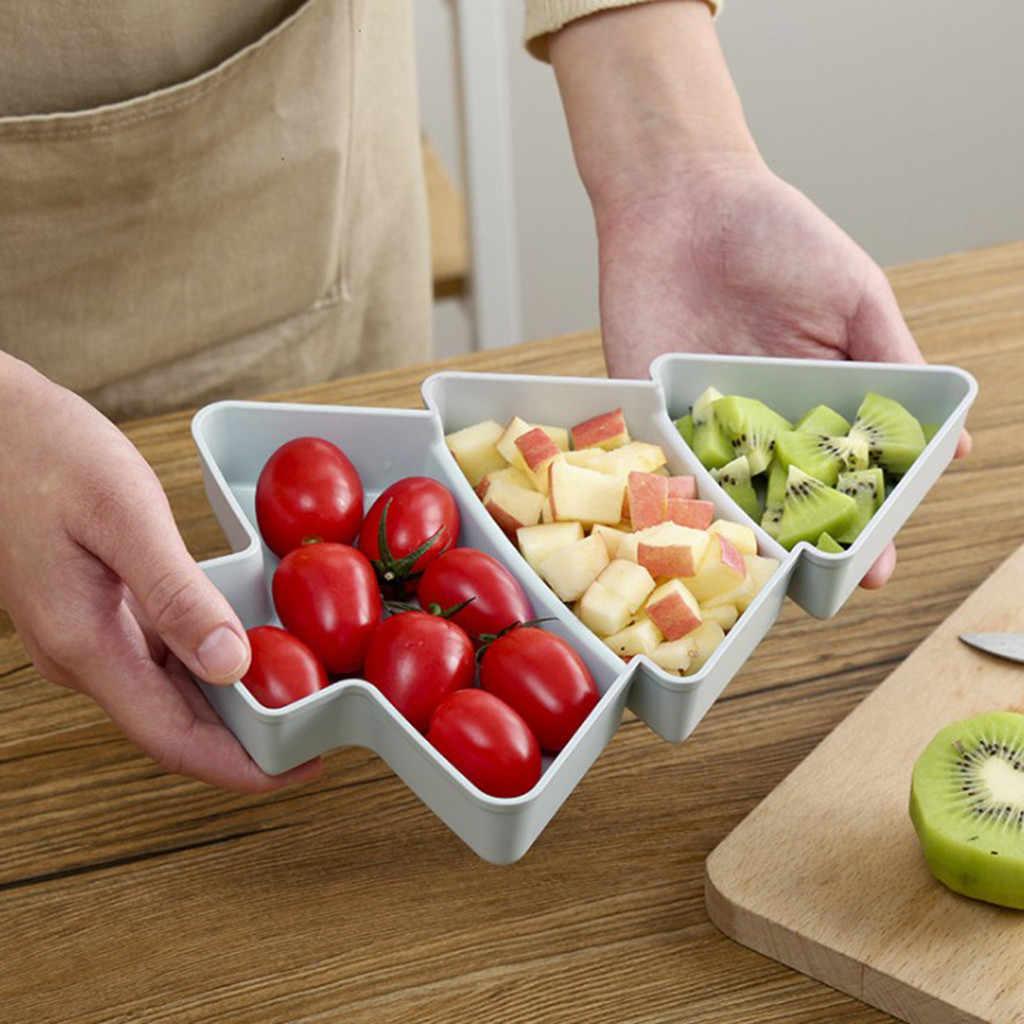Rangement Petit Dejeuner Cuisine forme créative arbre parfait pour graines noix et fruits