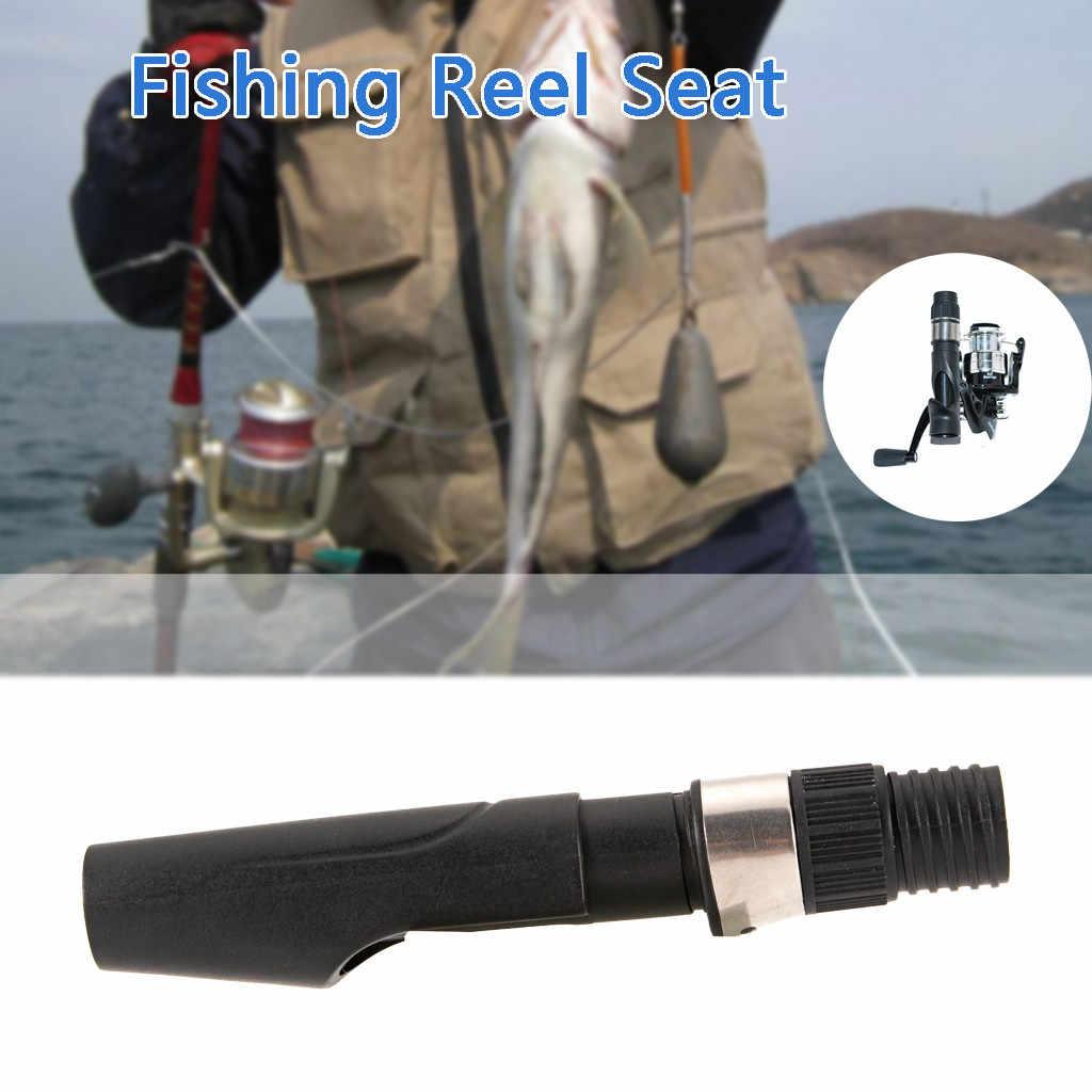 الصيد قضبان عجلة مقعد القطب قضبان سطح كليب الأسماك كليب بكرة مزودة الفولاذ المقاوم للصدأ مقعد الصيد معالجة إصلاح accessories2.0