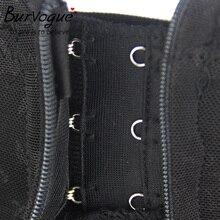 Burvogue Clip&Zip High Waist / Butt Shaper / Tummy Control Girdle