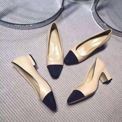 Sauvage Mode Taille Chaussures 1 Grande Mouton En 4high couleur Femme Couleurs Cuir 2high Deux Heel Classique Sandales Peau Heel 3 Mélangées Femmes De a7w0qfa