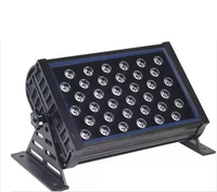 CE aprobado IP65 impermeable 36*1W RGB Wash LED de pared LED Spot luz LED de pared para efectos al aire libre Luz de escenario|rgb led wall washer|wall washer|led wall washer -