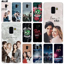 MLLSE Riverdale South Side Serpents Case Cover for Samsung Galaxy A6 A8 Plus A9 A7 2018 A5 2016 2017 A6S A9Star Note9 8 5 4 Hot