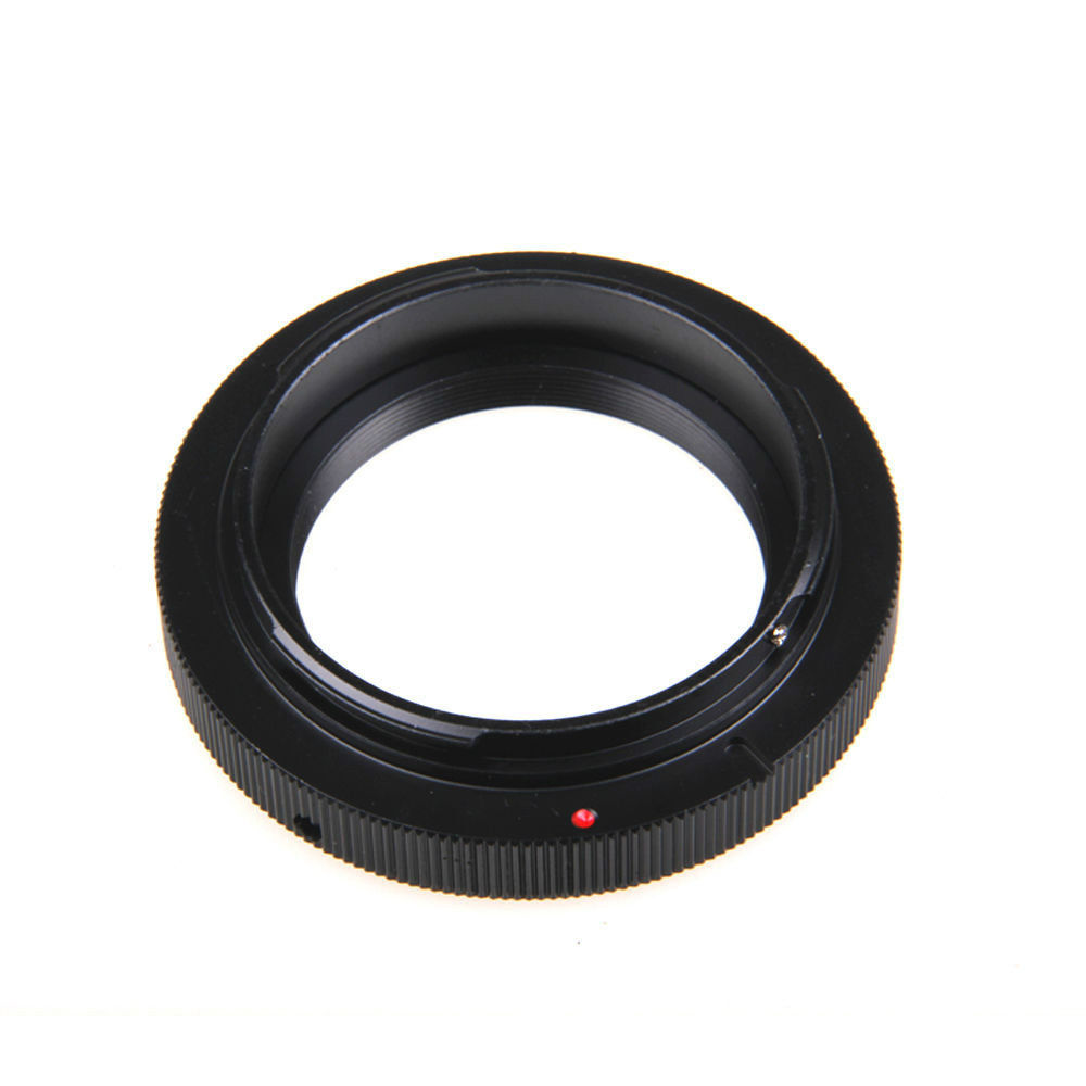 T2 T lens to Canon EOS EF mount adapter ring for DSLR camera 40D 5DS 60D 7D 550D