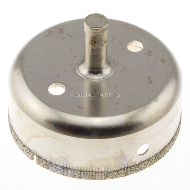 ツ Mm Diamond Hole Saw Drill Bit Coated Core Masonry - Diamond hole saws for ceramic tile
