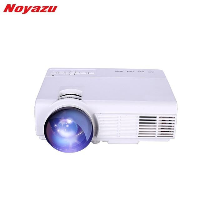 New Price Noyazu NEWQ5 Mini LCD Android Projector 1800 Lumen TV Home Theater Support WIFI Full HD 1080p Video Media player HDMI  3D Beamer