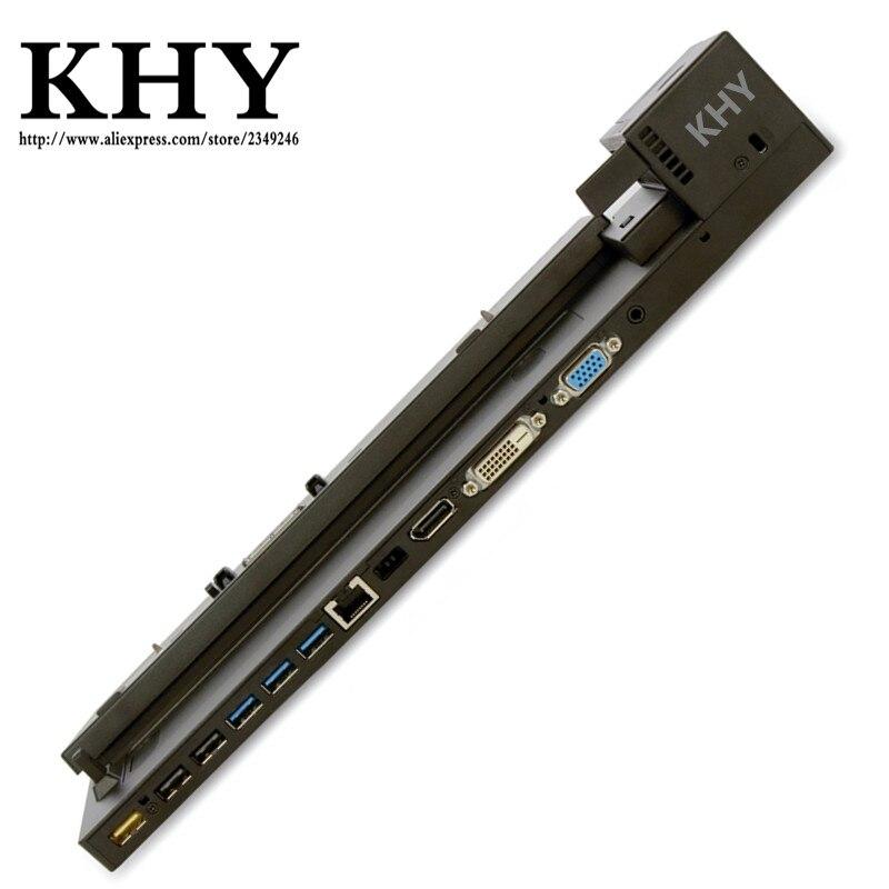 40A10065EU ThinkPad Pro Dock Port replicator 65W for ThinkPad T540p T550 T560 T570 X240 X240s X250