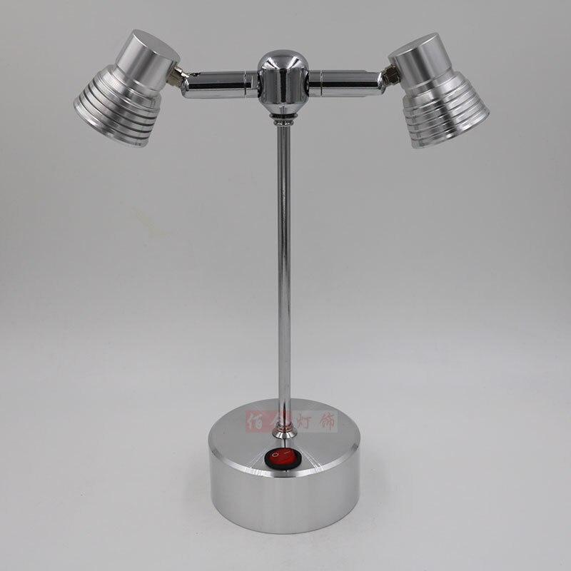Batterie sèche LED plafonnier fenêtre vitrine conduit armoire à bijoux de mariage SD33|Plafonniers| |  -