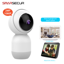 2019 WiFi IP Camera 1080P Home  Security WiFi Tuya Mini Camera Google/Alexa for option