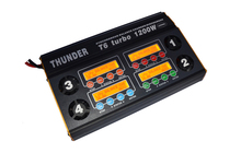 Thunder T6 Turbo 1200W balance charger (4X20A) for agriculture UAV Drone accessories parts