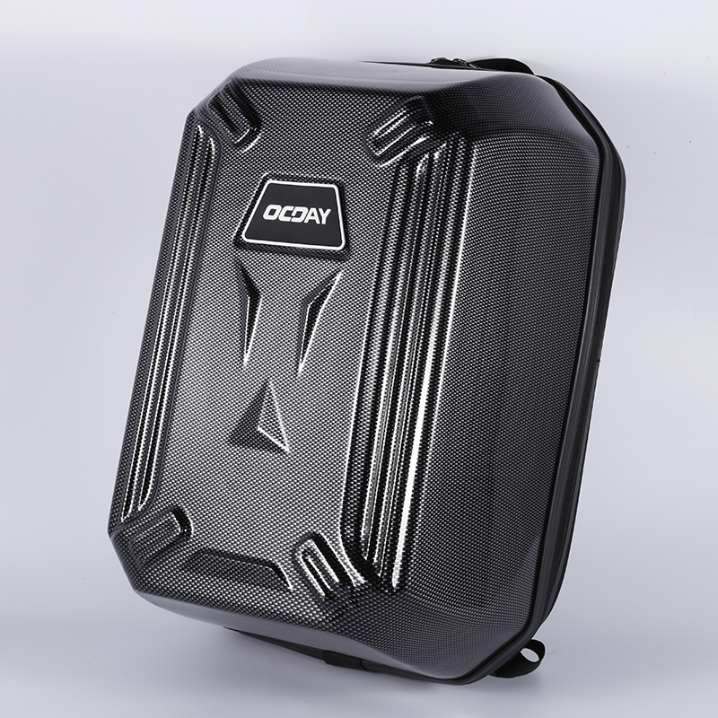 New Large Capacity Bag Protective Carbon Fiber Hard Shell Carrying Case for DJI Phantom 3/4 For OCDAY Travel Kits