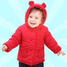 2016 new autumn and winter children clothing child clothes baby girl outerwear coat girl's boy jackets kids tops 15170