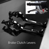 Motorcycle Brake Clutch Levers For Buell M2 Cyclone 1997 2002 S1 X1 Lightning XB12R XB12SCG XB12SS Adjustable Folding Extendable