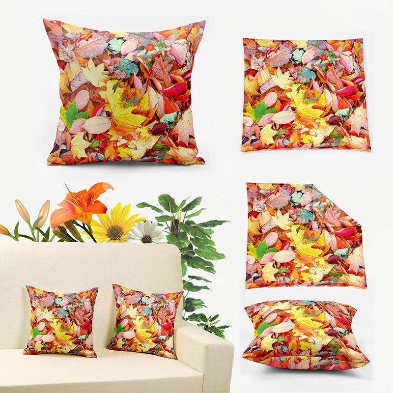 product pillows by sparkles beautiful orange brown bronze glitters pillow throw