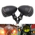 2 pares de alta calidad de la motocicleta luces de giro indicadores para honda suzuki yamaha kawasaki ducati harley bobber chopper