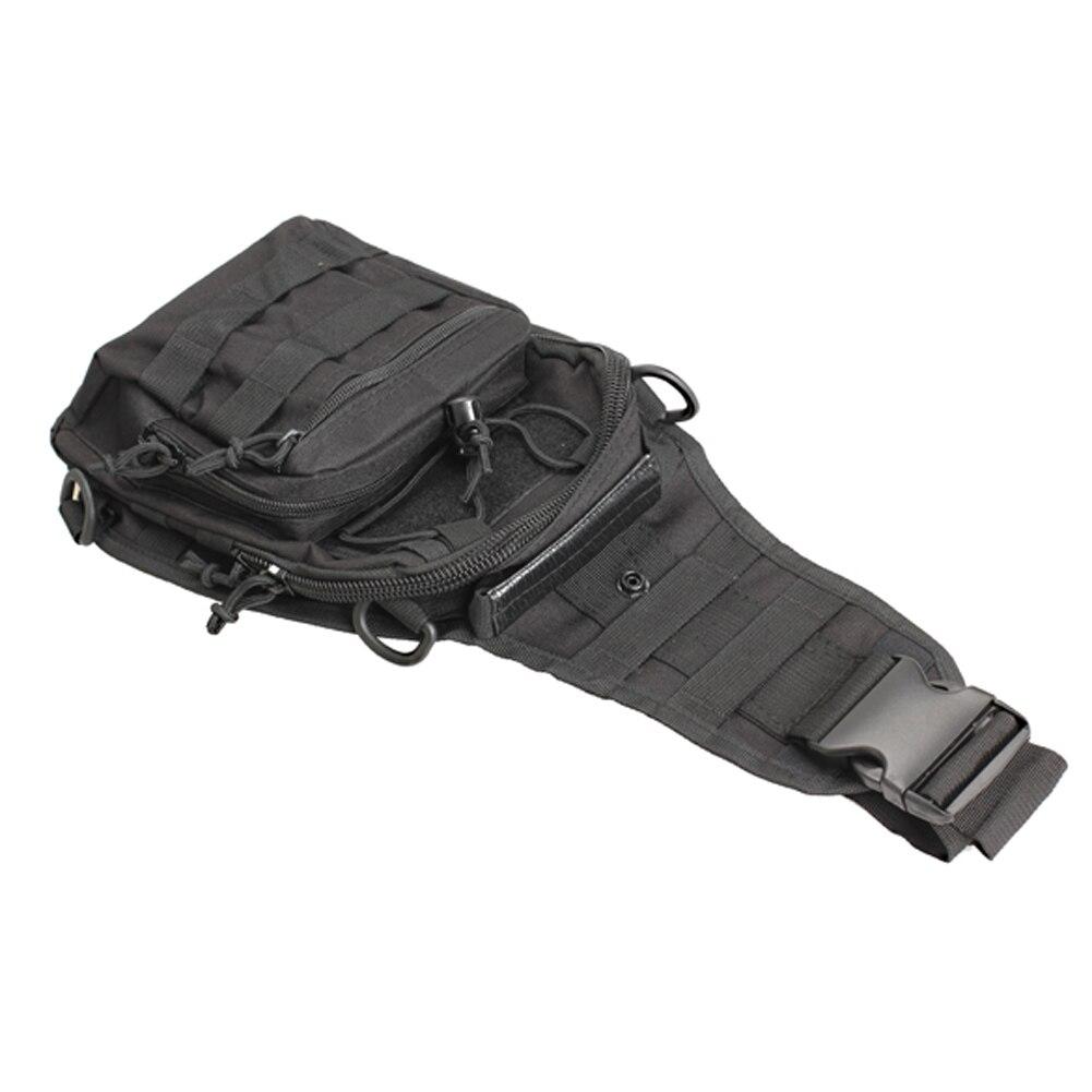 2017 Hot Sale Crossbody Shoulder Bag Oxford cloth Military Haversack Casual High Quality Bag for Men LXX9 3