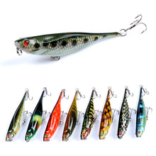 High Quality Classic Painted Bait 9.9 Cm / G Water Surface Pencil Lure Bionic Fishing top water lure  fishing