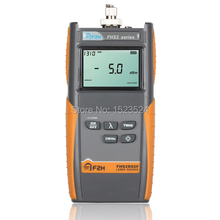FHS2D02F 1310/1550nm Singlemode Handheld Optical Fiber Optic Light Source