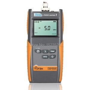 Image 1 - FHS2D02F 1310/1550nm Singlemode Handheld Optical Fiber Optic Light Source