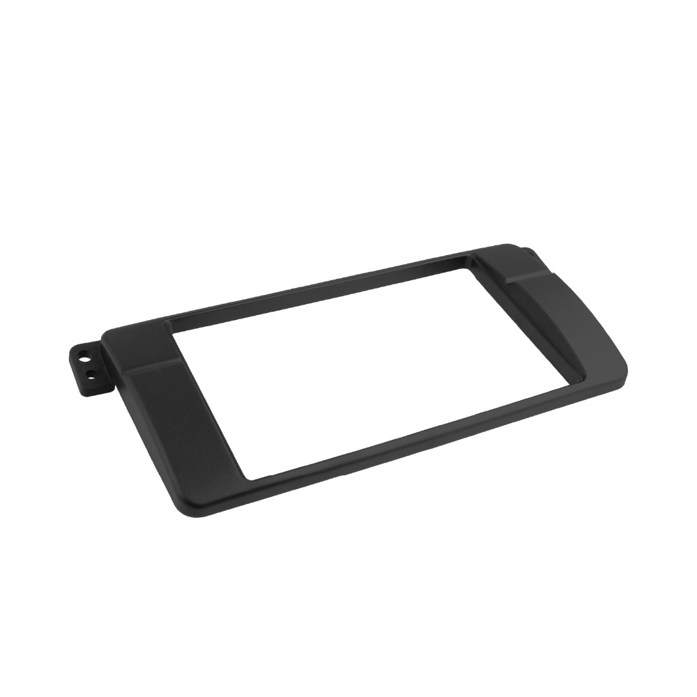Image 5 - 180*105mm Opening for BMW 3 Series E46 Double Din Fascia Radio DVD Stereo Panel Trim Kit Refitting Installation Frame-in Fascias from Automobiles & Motorcycles