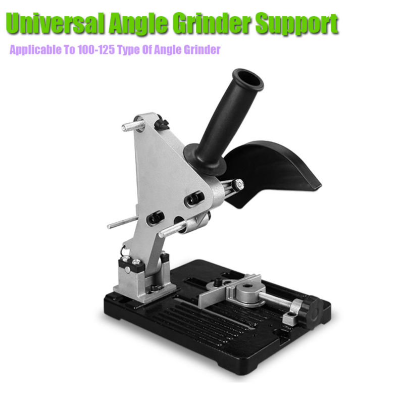 Universal Angle Grinder Support Grinder Carrier Wood Stone Metal Cutting Machine Frame Hand ToolUniversal Angle Grinder Support Grinder Carrier Wood Stone Metal Cutting Machine Frame Hand Tool